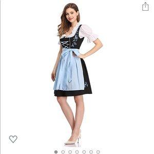 Dirndl costume